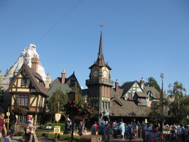 Disneyland - San Diego