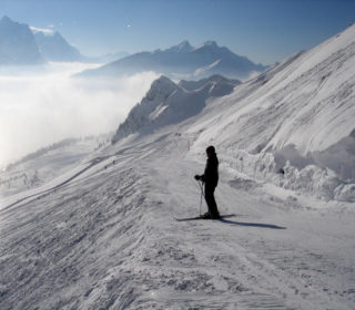 Why the French Alps Are Still Skiing Heaven