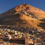 Potosi Cerro Rico hill
