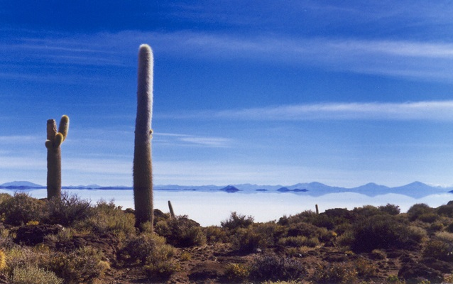 Uyuni Salt Falts Bolivia