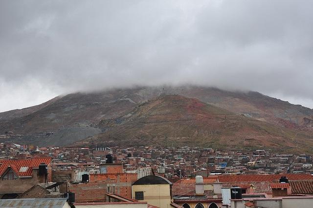 Visiting Potosi in Bolivia