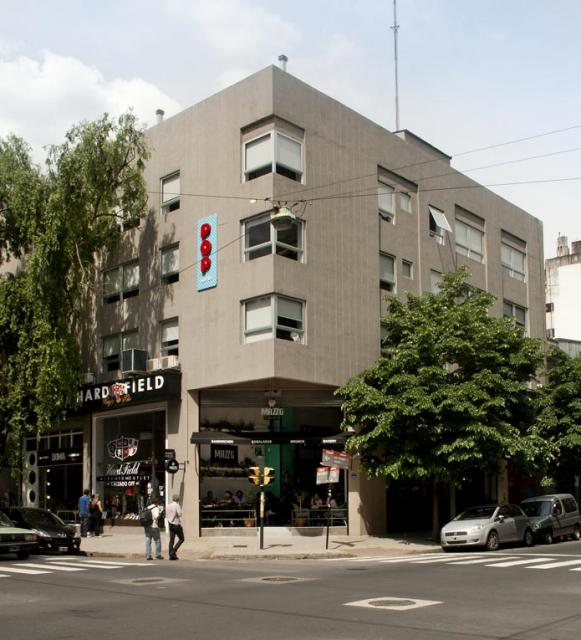 pop hotel Buenos Aires accommodation