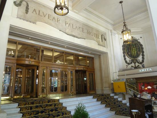 alvear palace hotel Buenos Aires accommodation