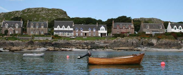 Argyll Hotel Iona Accommodation