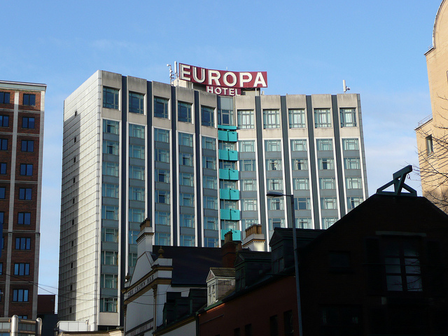 Europa Hotel - Belfast - UPDATED 2018 Prices & Reviews
