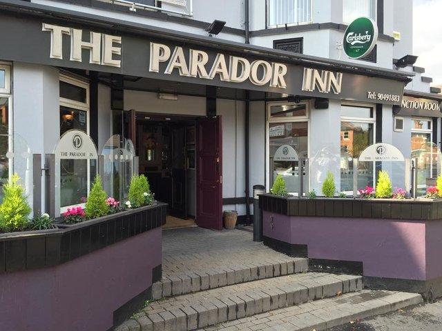 parador inn belfast accommodation