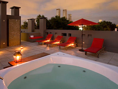 glu hotel Buenos Aires accommodation