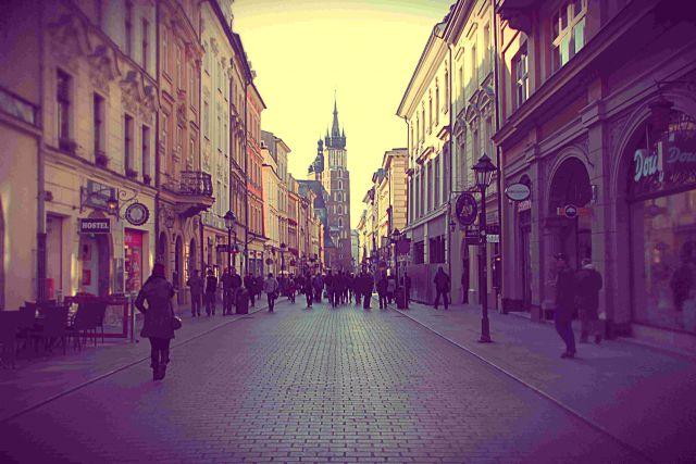 visiting Krakow Poland Krakow Streets