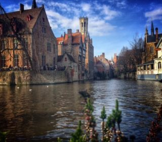 A Belgian Weekend : Waffles, Chocolate, & More