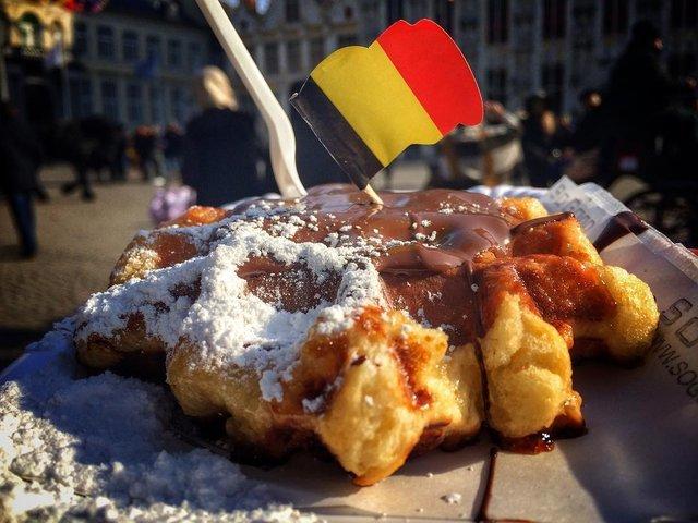 Belgian Weekend - leige waffles