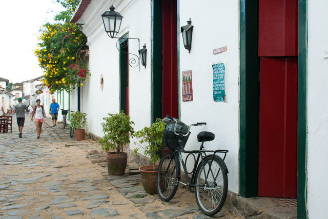 Best Rio getways: Paraty's historic centre