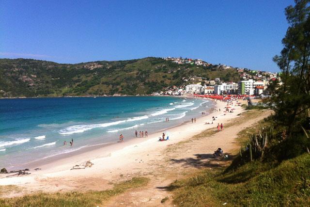 Best Rio getawats: Praia Prainha, Arraial do Cabo