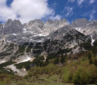 Wilder Kaiser Mountains: Hiking in Austria