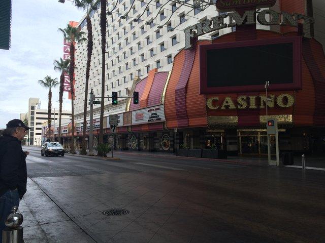 Vegas good times, Downtown