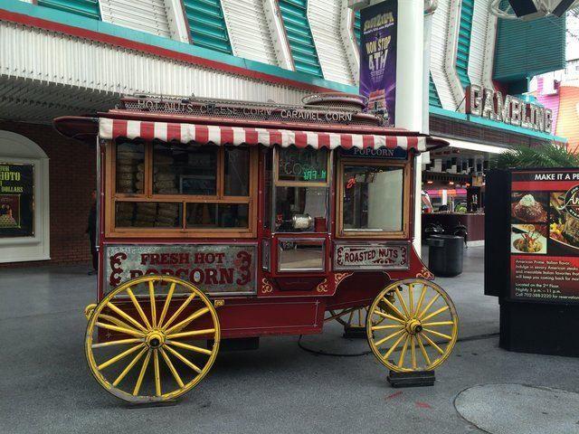 Vegas good times, Popcorn