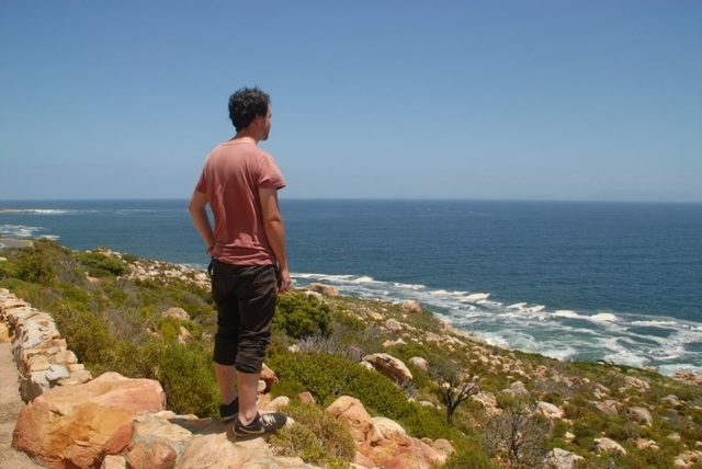 taking a break on the south africa garden route