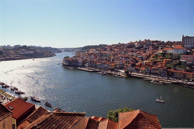 Portuguese summer - Porto