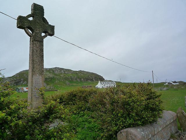 Iona Graveyard of Kings