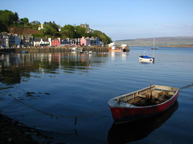 Iona Island Hopping