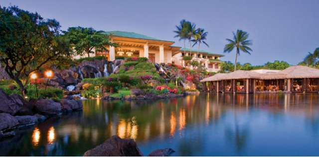 Luxurious Hawaiian Beach Resorts