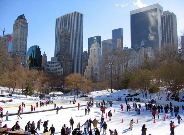 New York Top winter Destination