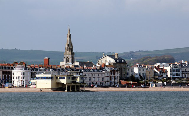 nglish seaside towns - Weymouth