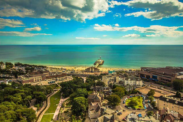 bournemouth-English seaside towns