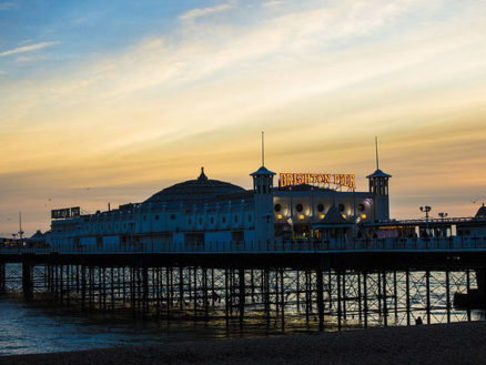 brighton English seaside towns