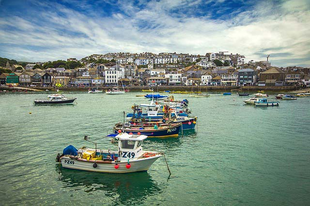st-ives-english seaside towns