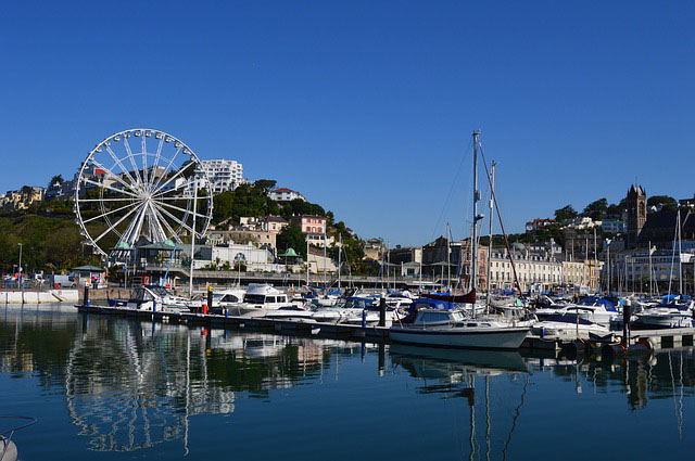 torquay-Engish seaside towns