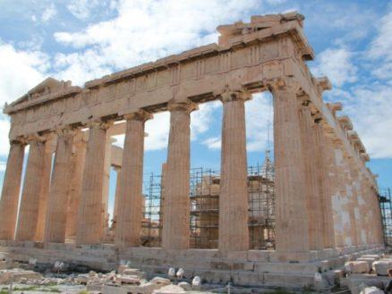 Ancient Landmarks The Acropolis