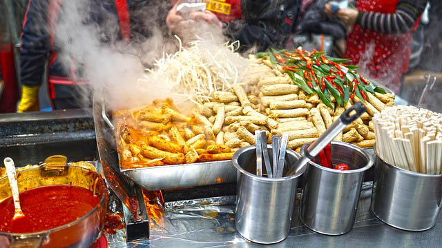 Birmingham street food revolution