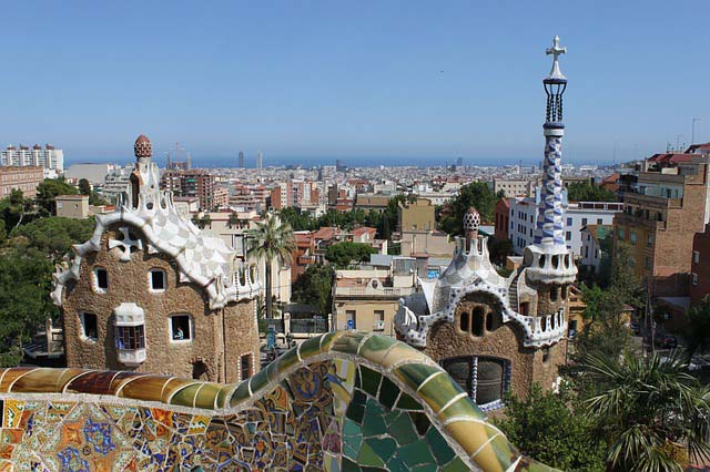 Gaudi's works in Barcelona - Feature