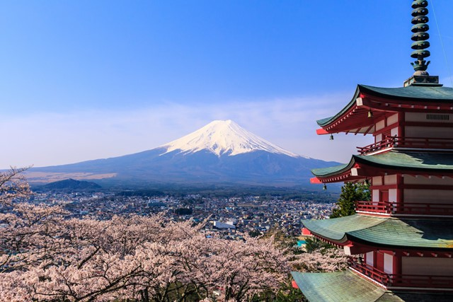 top spring travel destinations