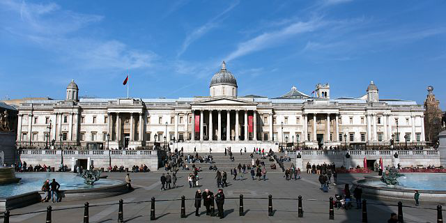 Londons best museums - national gallery