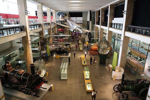 Londons best museums - science museum