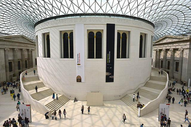 Londons best museums - the british museum