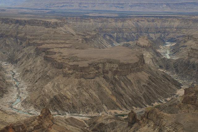 Fish River Canyon- Namibia road trip.