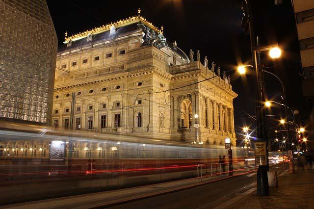 Prague top ten things to do- taking the tram