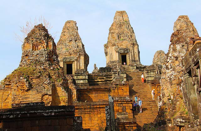 Pre rup siem reap temples