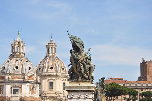 Rome city break feature