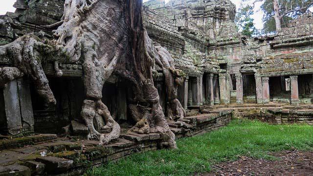 Siem reap temples - preah khan