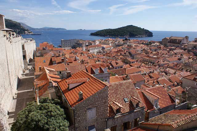 Day trips from Dubrovnik - Lokrum