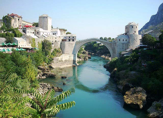 Day trips from Dubrovnik - Mostar