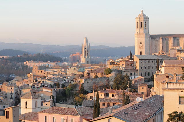 Girona Spain Game of Thrones filming location