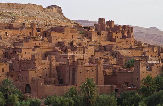 ait-ben-haddou- Game of Thrones filming locations