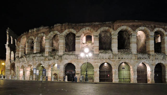 24 hours in Verona - Verona Arena
