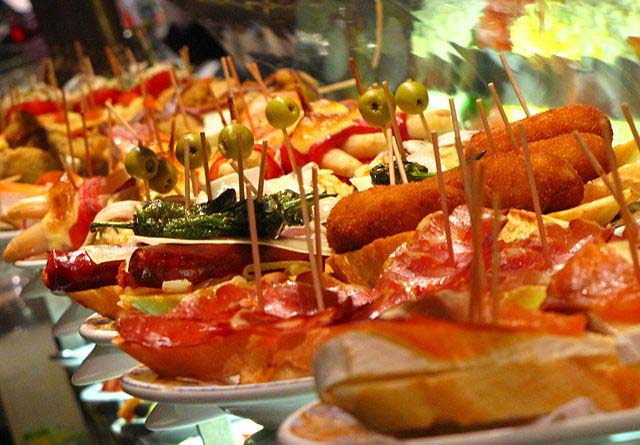 Eating in Barcelona - Best Tapas
