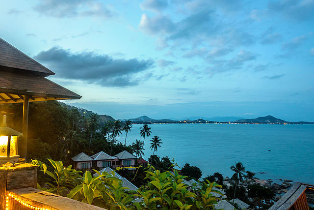 Luxury in Koh Samui Feature