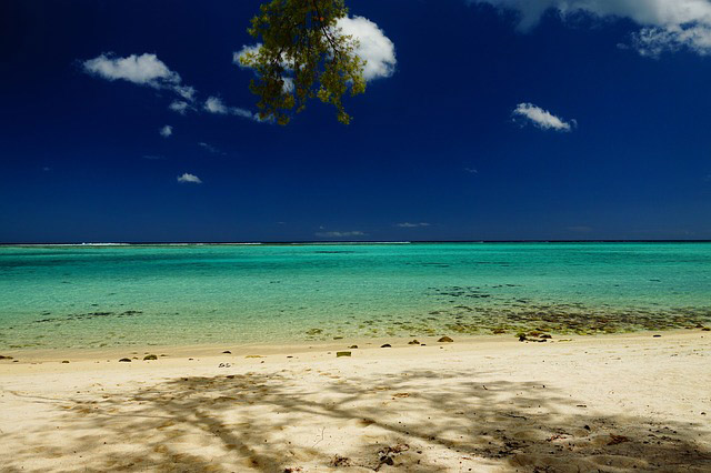 Natural Attractions in Mauritius - beaches